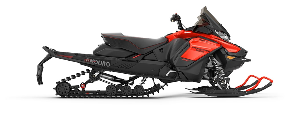 Snowmobile sold at Village Motorsports